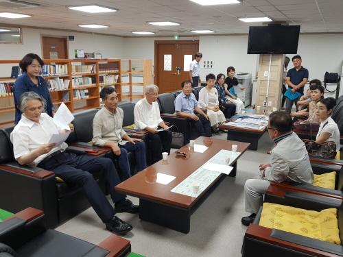 통영시민단체 '황금 파도'... 윤이상 선생 이름찾기 나서